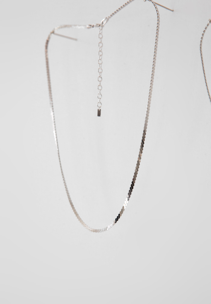 20SS NECKLACE 007 (Silver 925)