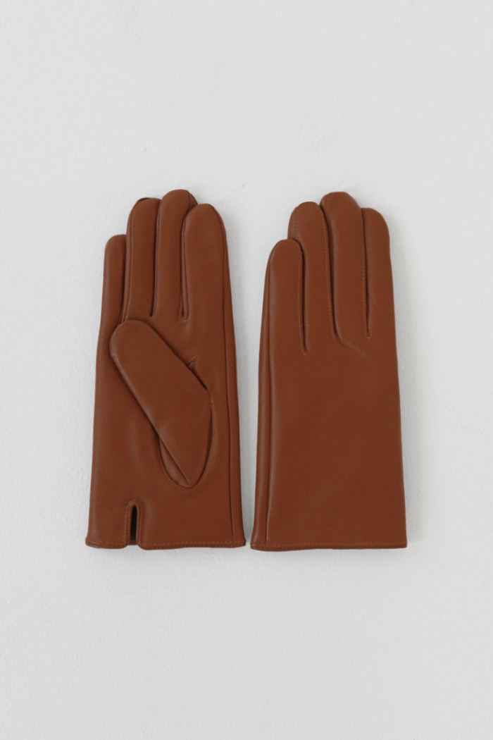 19FW Leather gloves (MAN)
