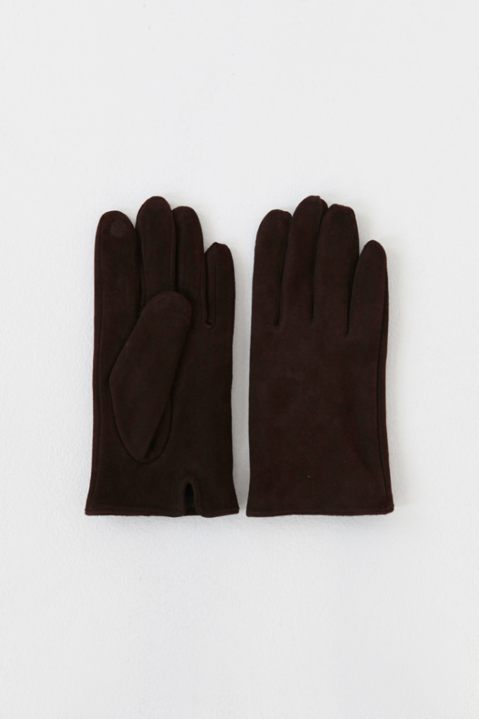 19 FW Suede gloves (MAN)