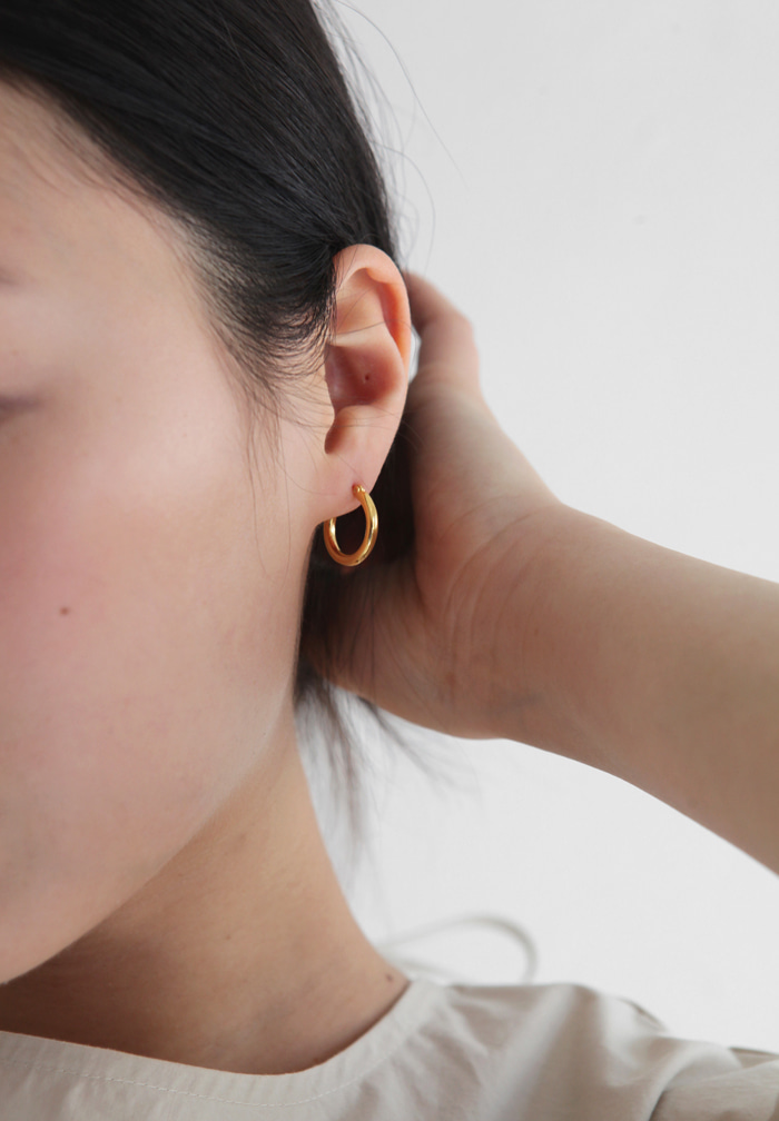 simple Earrings (Silver 925)