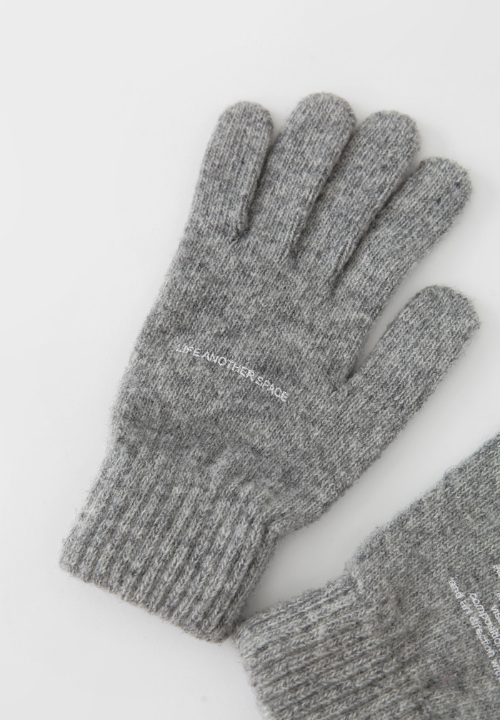 20FW LAS Edition wool gloves [한정수량]