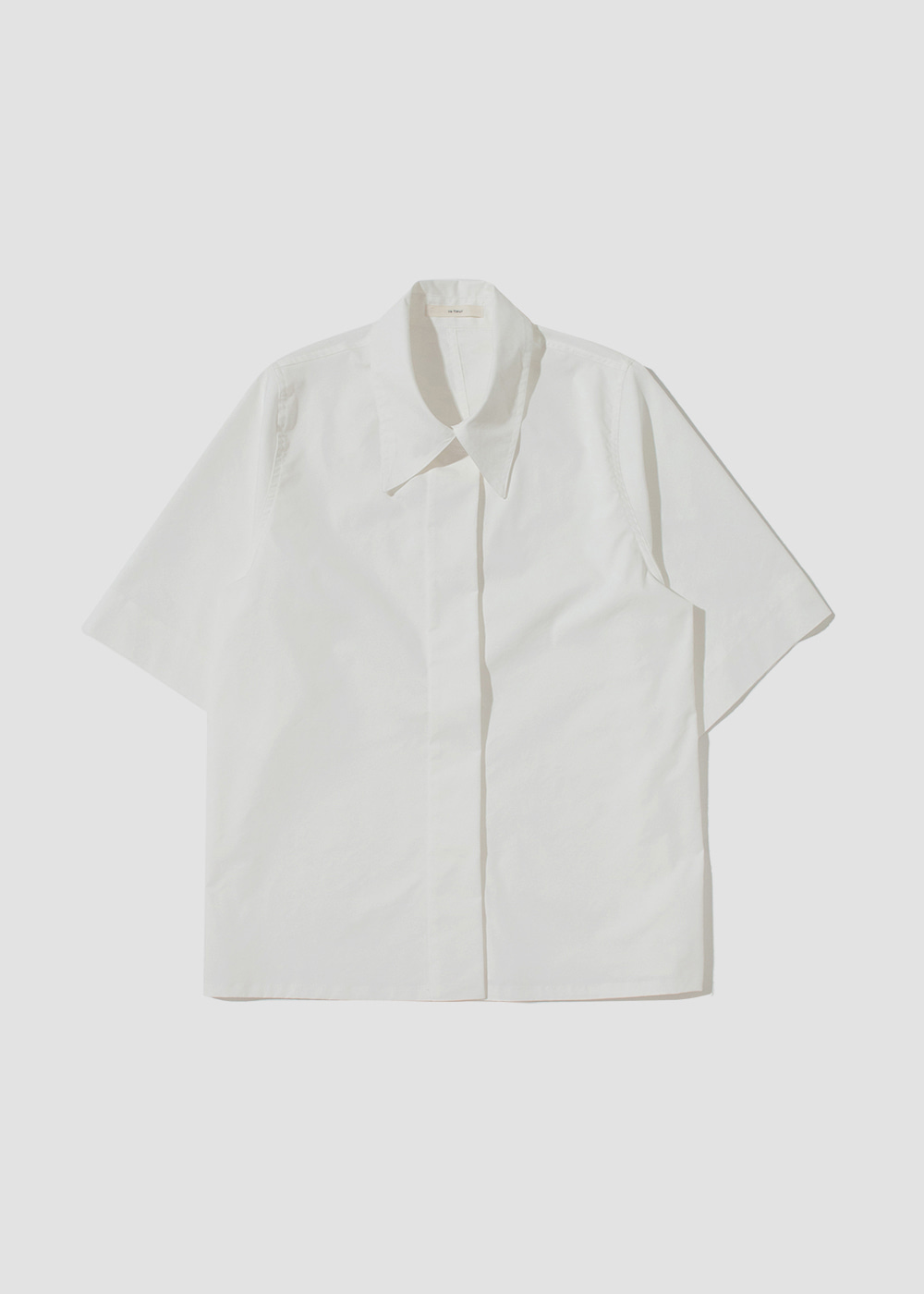 [RE FLEUR] Big Collar Shirt