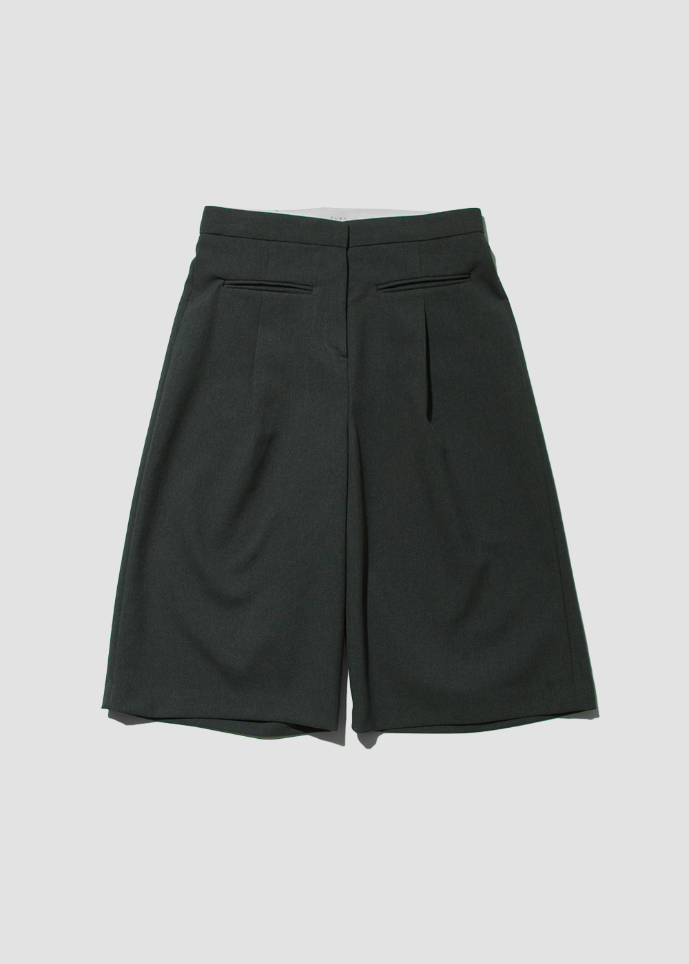 [FLAT] Pocket Bermuda Pants